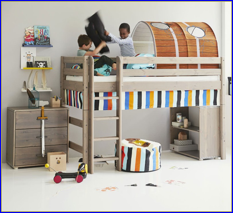 Flexa Classic Bett Aufbauanleitung