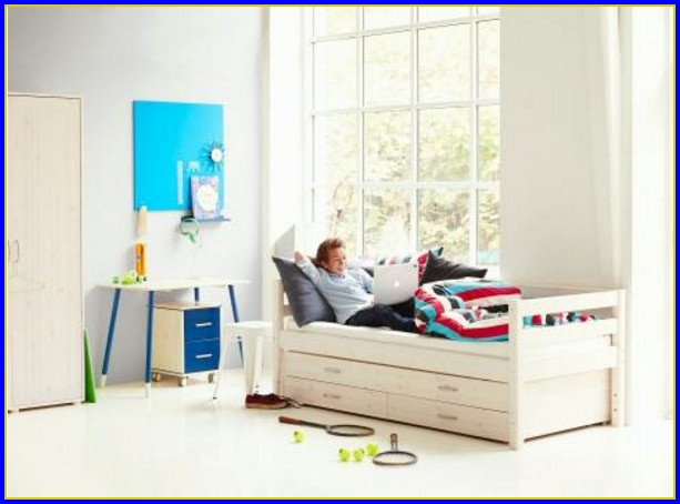 Flexa Classic Bett Weiß