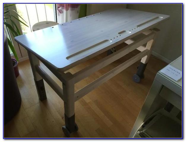 Flexa Schreibtisch Weiß