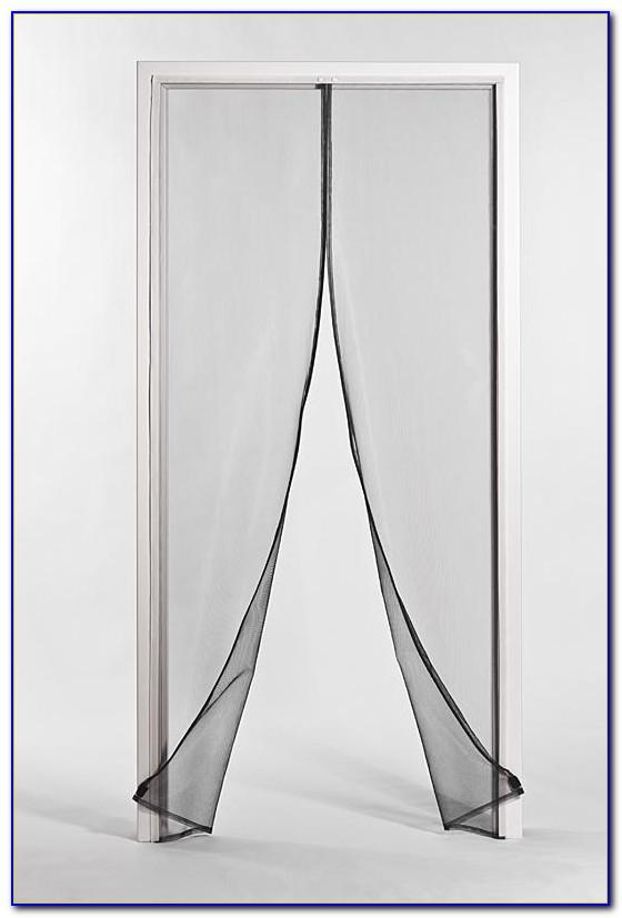 Fliegengitter Vorhang Fenster