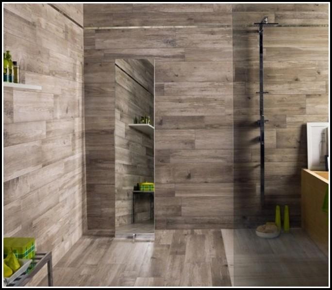Fliesen Holzoptik Im Bad