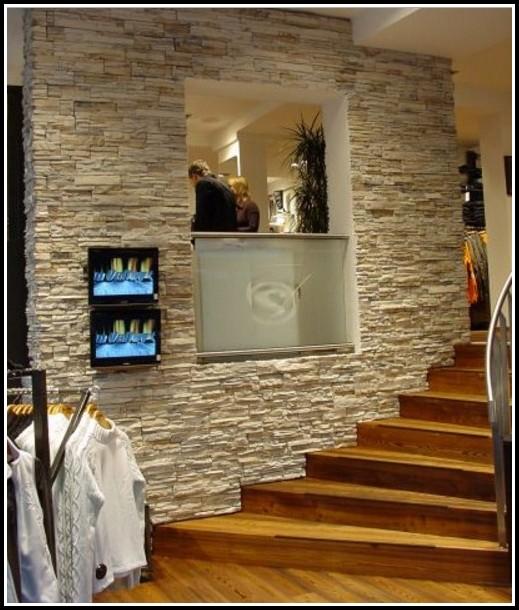 Fliesen Steinoptik Wandverkleidung