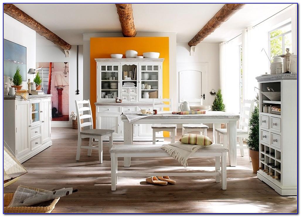 Französische Landhausküche Möbel