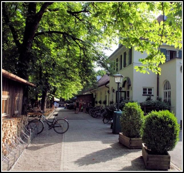 Franziskaner Garten München öffnungszeiten