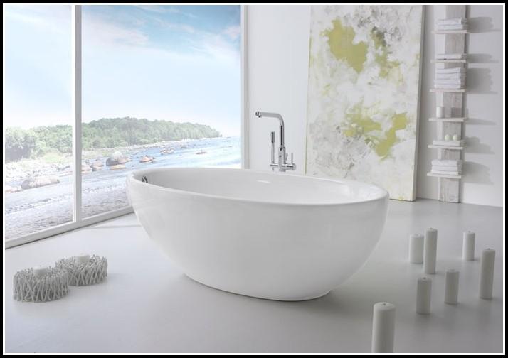 Freistehende Badewanne Oval 170