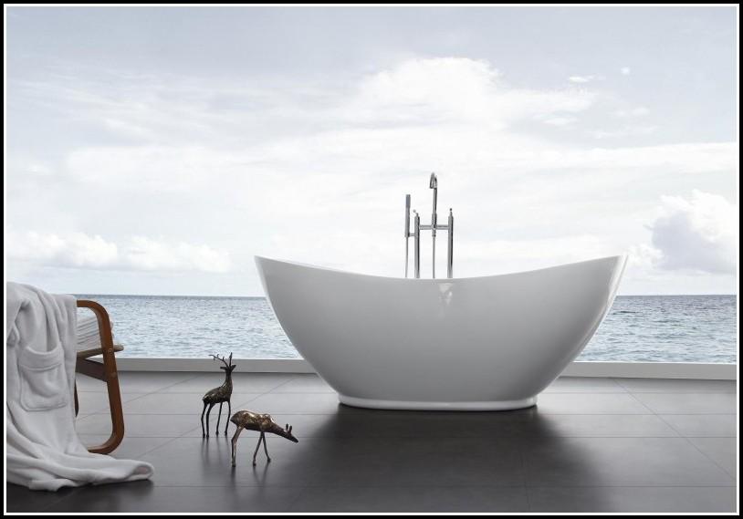 Freistehende Badewannenarmatur Hansa