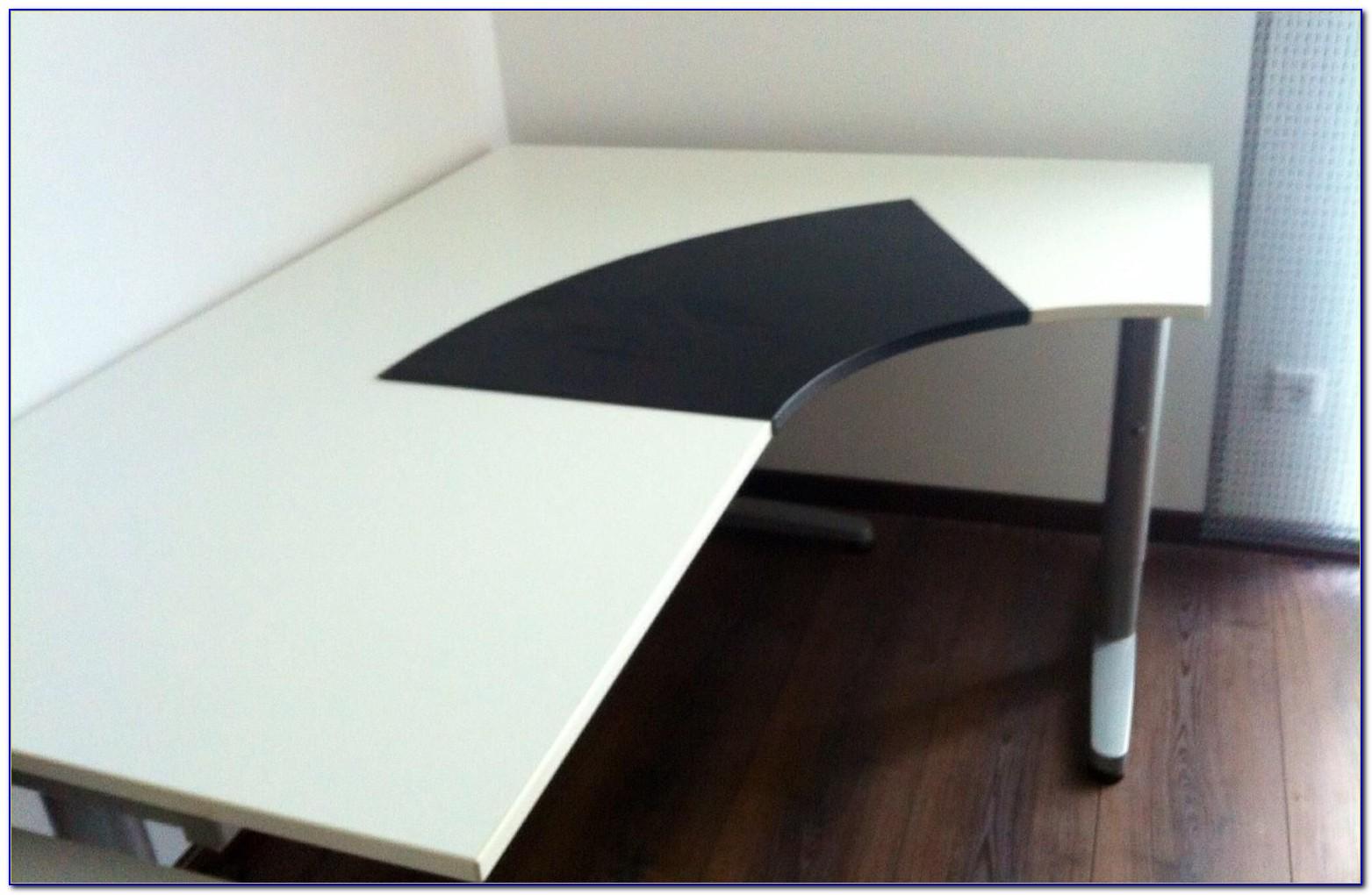 Galant Schreibtisch Von Ikea