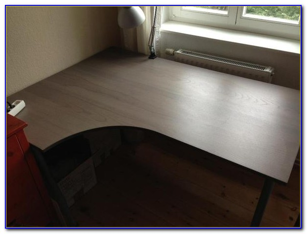 Galant Schreibtischplatte