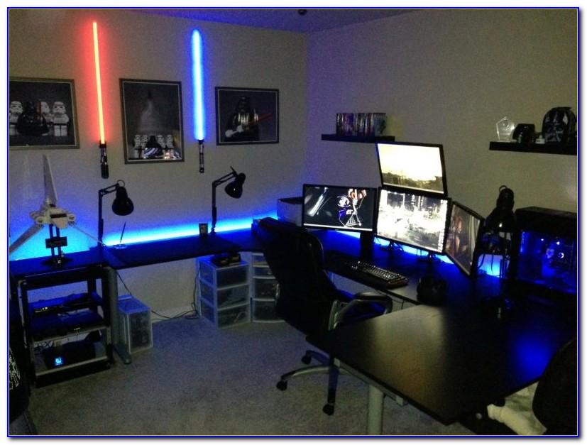 Gaming Schreibtischunterlage