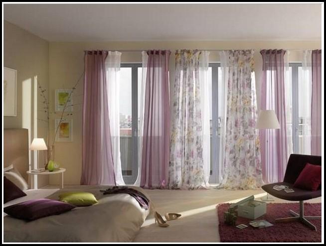 Gardinen Schlafzimmer Bilder