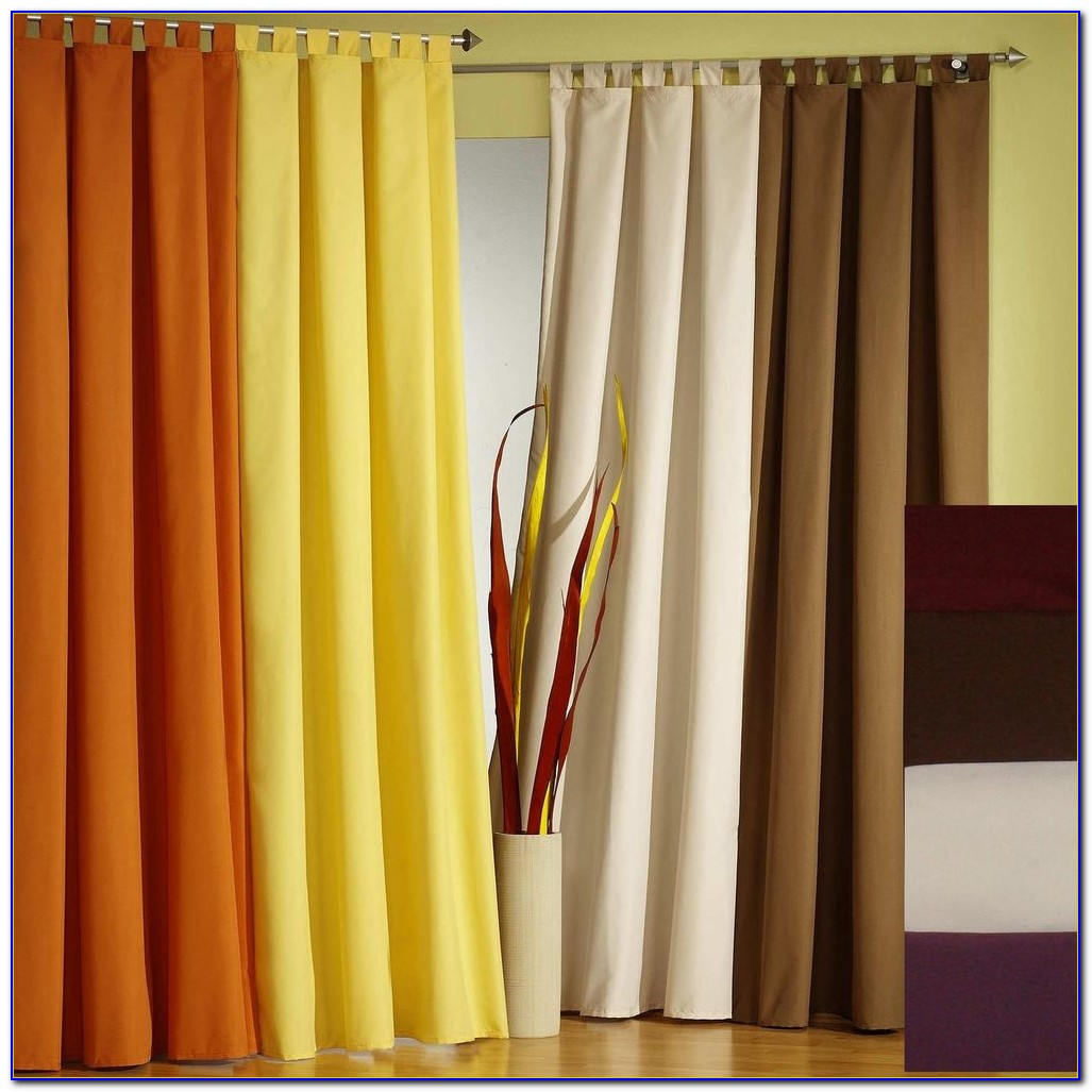 Gardinen Vorhang Set