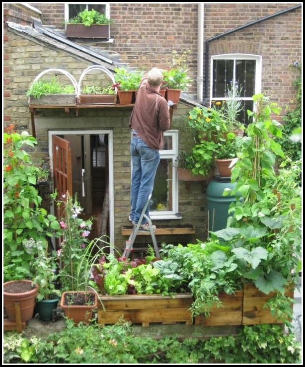 Garten Auf Dem Balkon Anlegen
