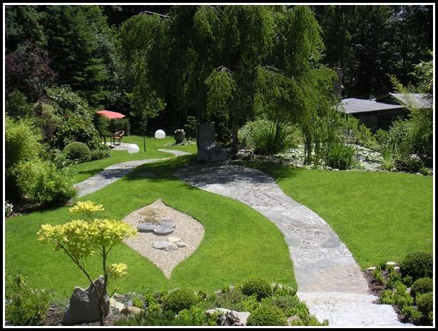 Garten Feng Shui Brunnen