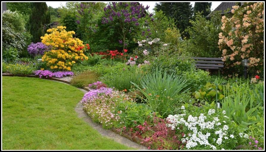 Garten Feng Shui Farben