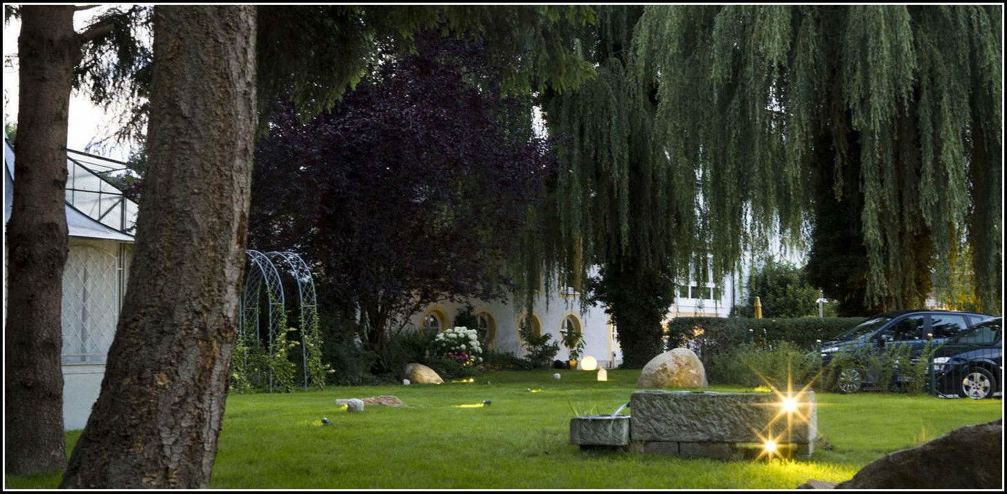 Garten Feng Shui Tipps