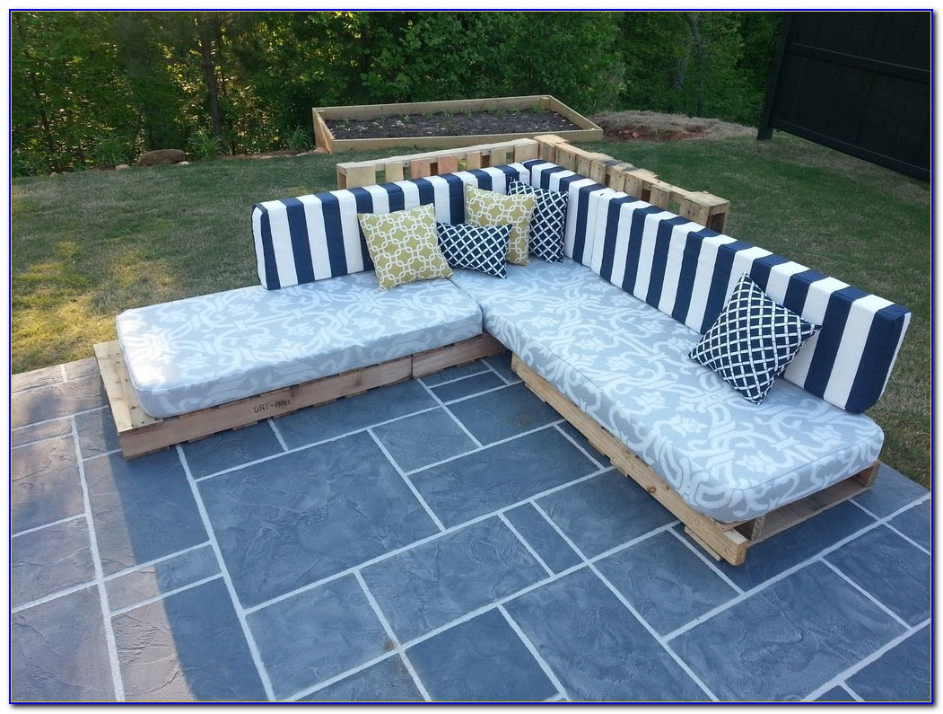 Garten Lounge Möbel Selber Bauen