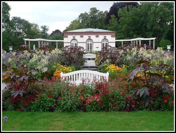 Garten Palmengarten Frankfurt