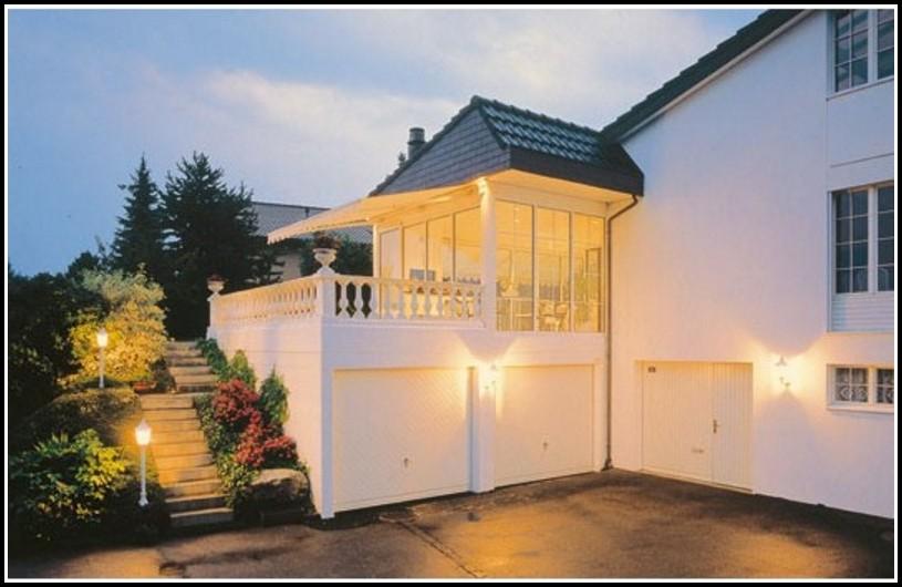 Garten Terrasse Bauen Kies