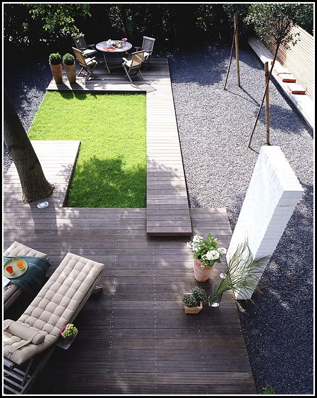 Garten Terrasse Bauen Video