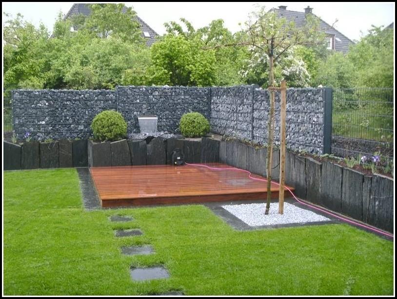 Garten Terrasse Neu Gestalten