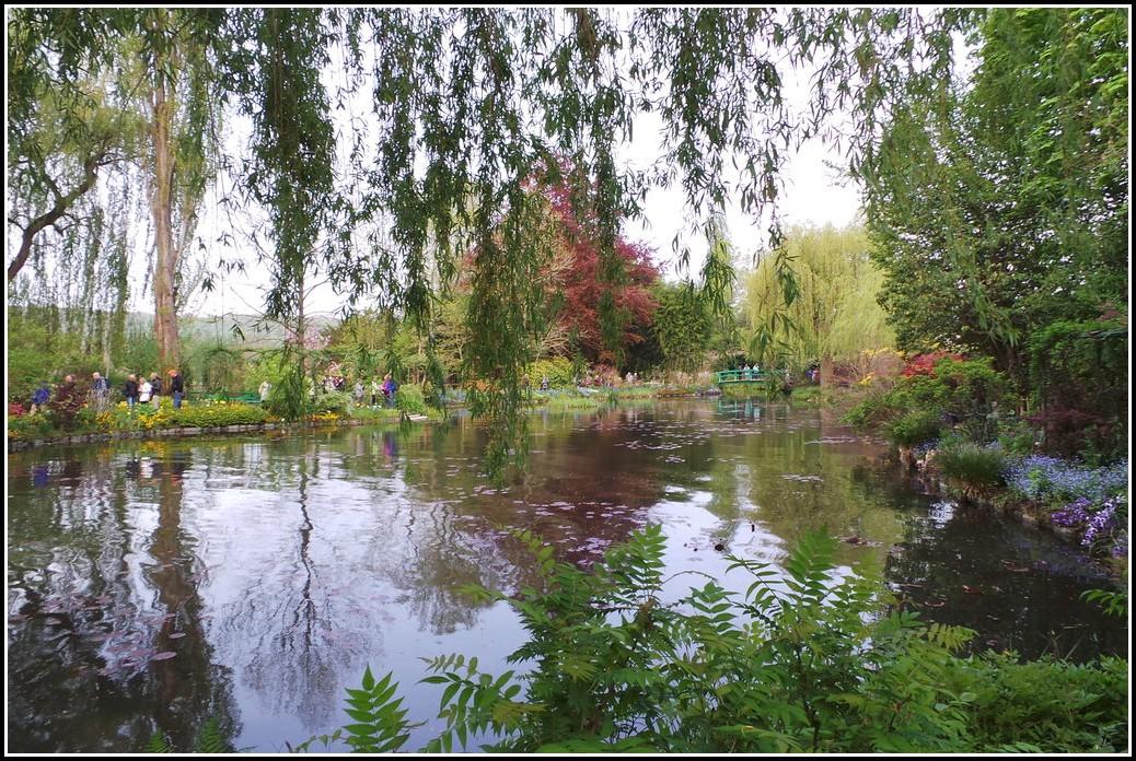 Garten Von Claude Monet