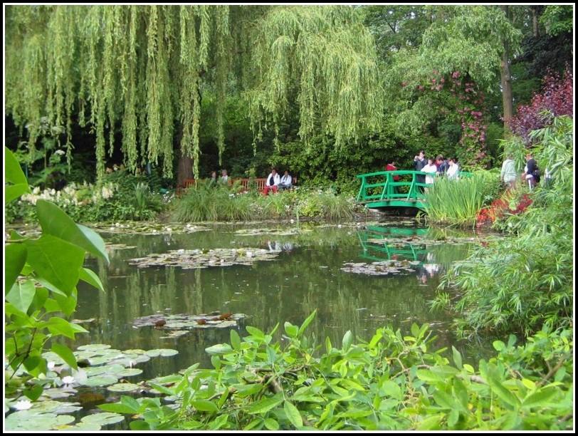 Garten Von Monet Giverny
