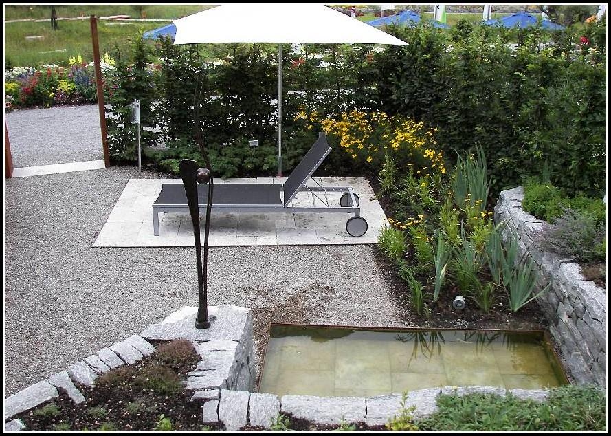 Gartengestaltung Kleiner Garten Mit Pool