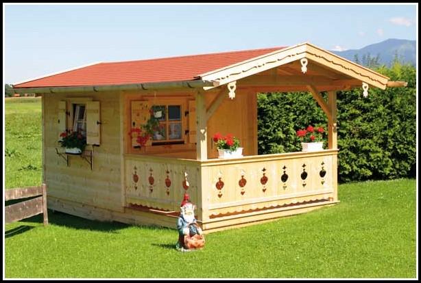 Gartenhäuser Mit Veranda