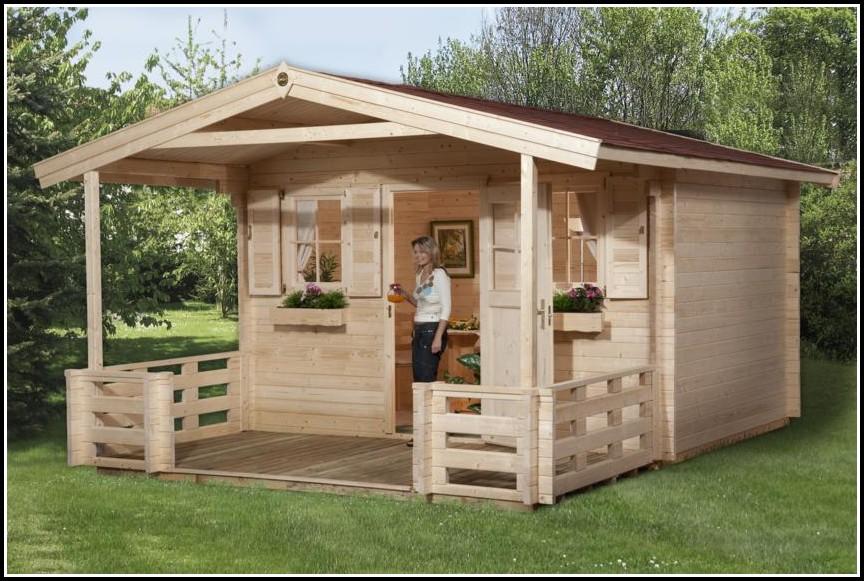 Gartenhaus Mit Terrasse Gebraucht