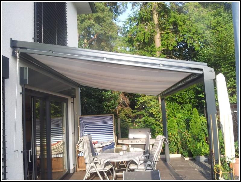 Gartenhaus Terrassenberdachung