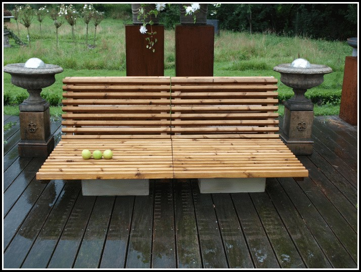 Garteninsel Sonneninsel Liegeinsel Garten Lounge Sessel