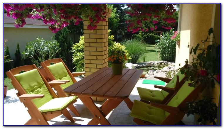 Gartenmöbel Auflagen Niedriglehner