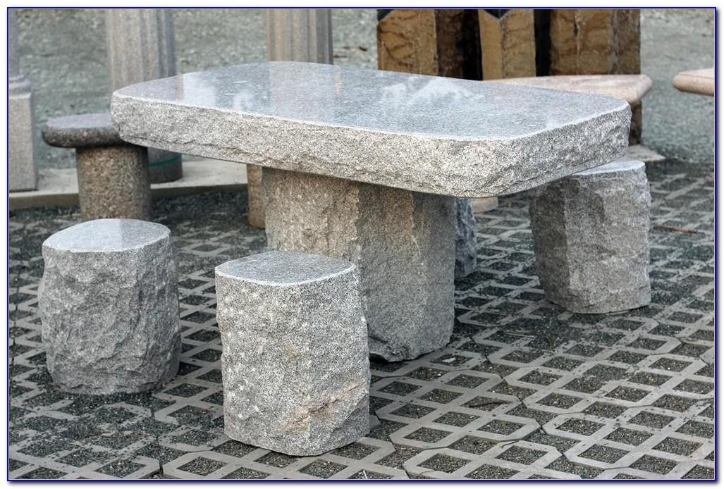Gartenmöbel Aus Granit