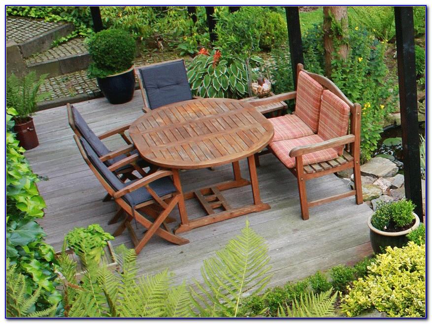 Gartenmöbel Aus Holzpaletten Selber Bauen
