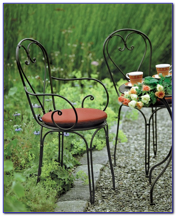 Gartenmöbel Eisen Antik