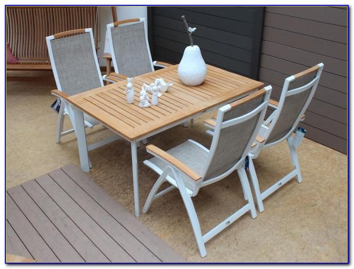 Gartenmöbel Holz Metall Ebay