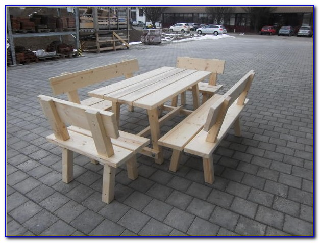 Gartenmöbel Holz Rustikal Bestellen