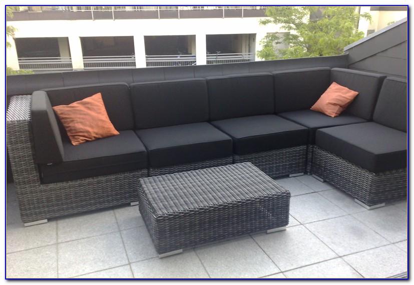 Gartenmöbel Lounge Polyrattan