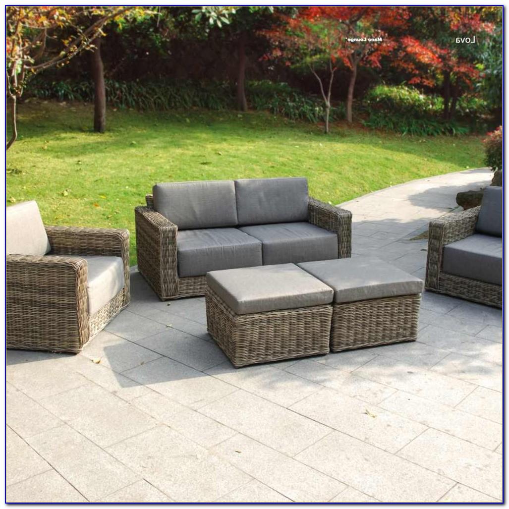 Gartenmöbel Lounge Set Aldi