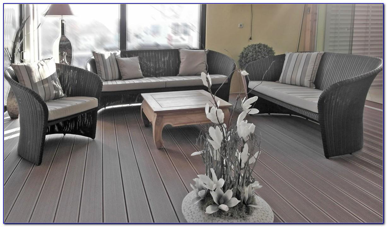 Gartenmöbel Rattan Kunststoff Grau
