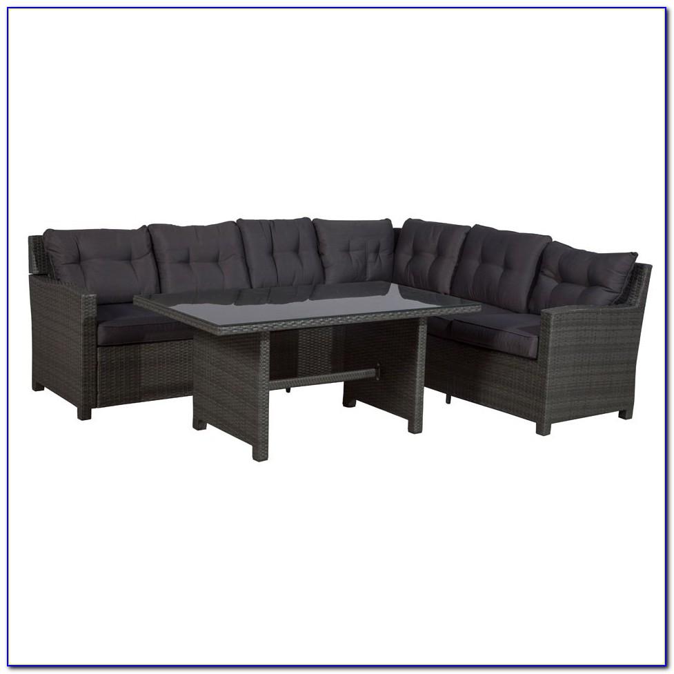 Gartenmöbel Rattan Lounge Ebay