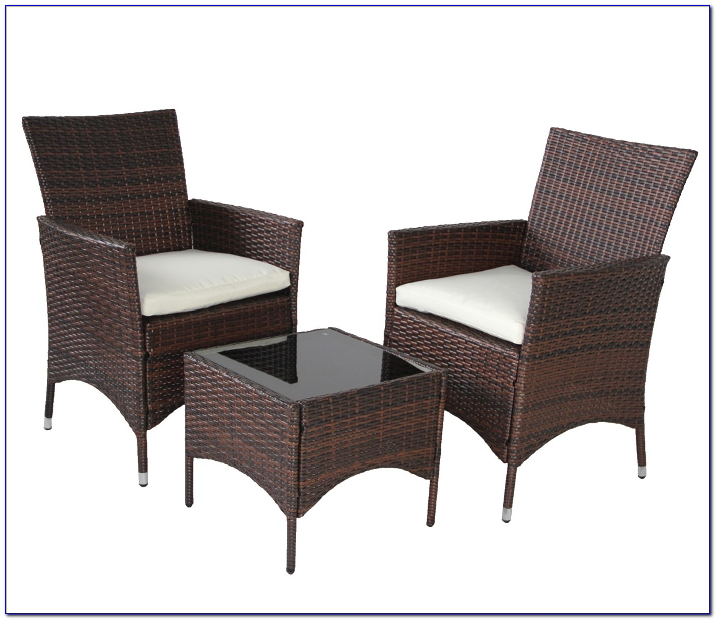 Gartenmöbel Rattan Set Lounge