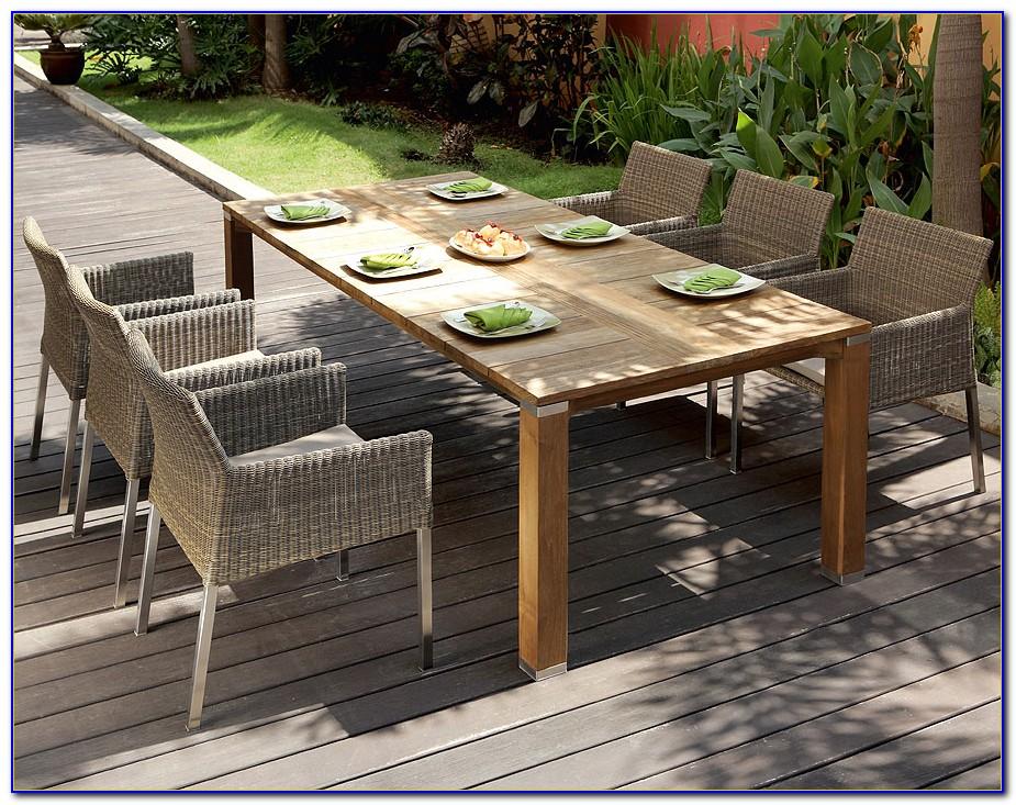 Gartenmöbel Set 8 Personen
