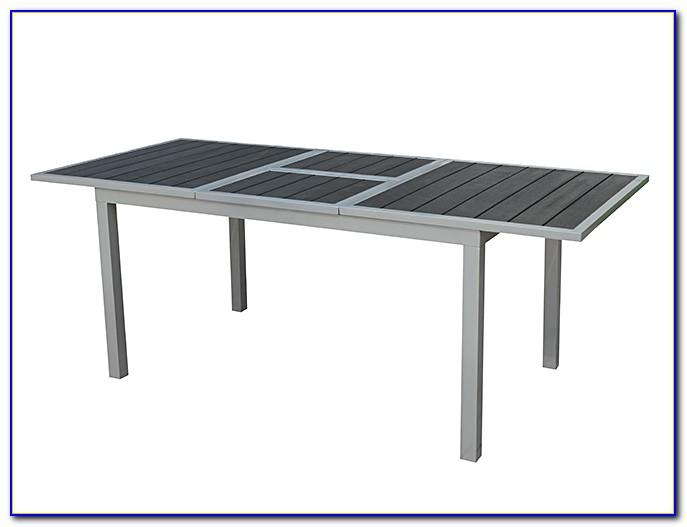 Gartenmöbel Tisch Ausziehbar