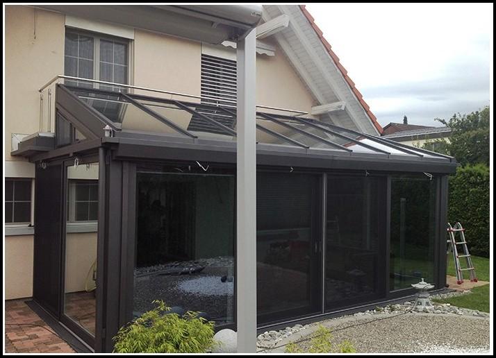Gebrauchte Terrassenberdachung