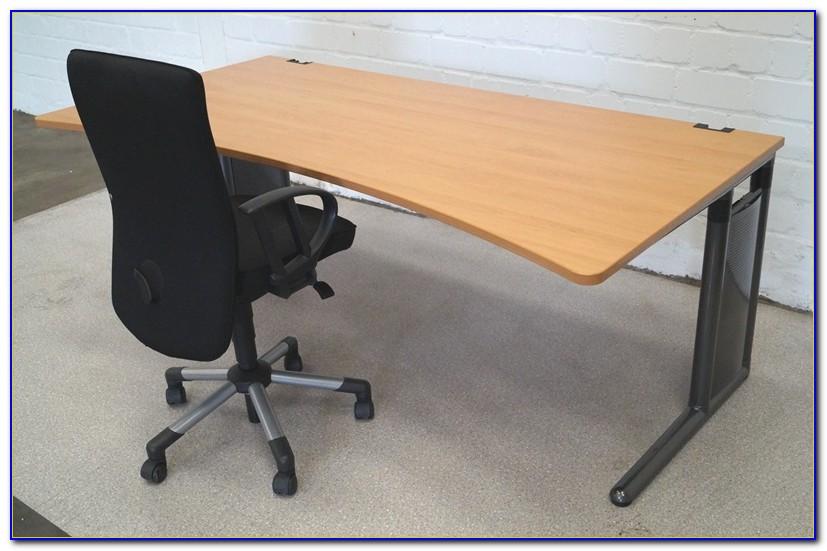 Gesika Schreibtisch Höhenverstellbar