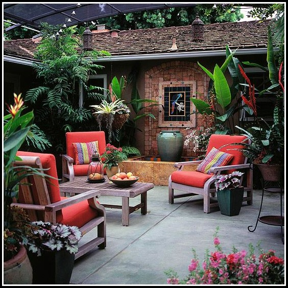 Gestaltung Terrassen Anlegen