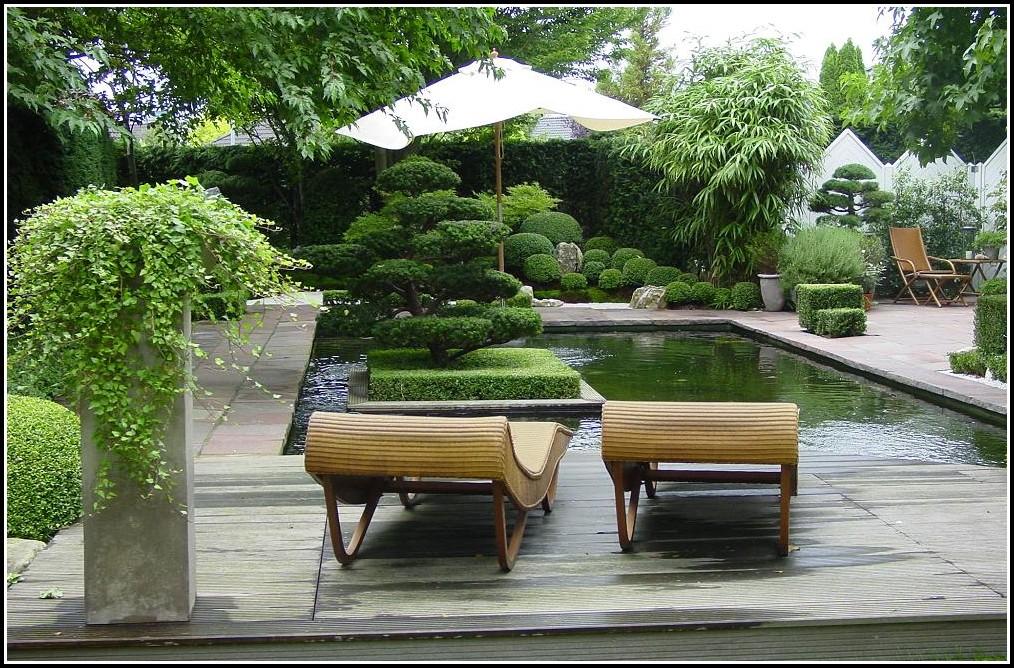 Gestaltung Terrassen Bepflanzen