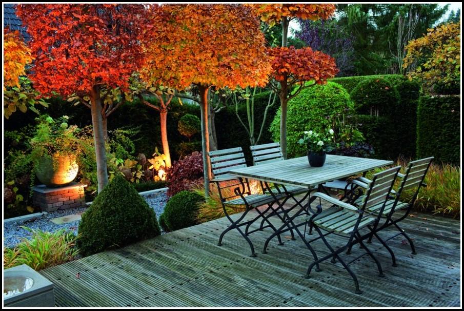 Gestaltung Von Garten Terrassen