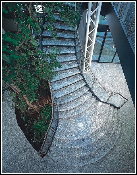 Gewendelte Treppen Fliesen Verlegen